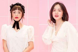 Em gái Phương Linh tự tin đọ sắc cùng hot girl Salim