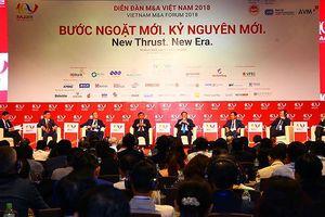 M&A Việt Nam: Niềm tin tươi sáng trong thập kỷ mới