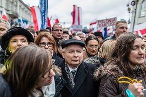 Sức khỏe đáng lo ngại của Chủ tịch Đảng Luật pháp và Công lý quyền lực nhất Ba Lan
