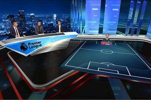Chương trình Thế giới ngoại hạng lần đầu tiên ứng dụng trường quay ảo 3D