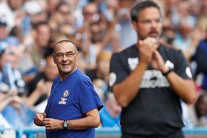 Huddersfield vs Chelsea (0-3): HLV Sarri ra mắt ấn tượng