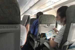 Máy bay Vietnam Airlines hỏng điều hòa, khách phải chịu nóng hơn 1 giờ