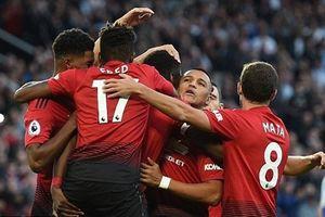 Thi đấu nhạt nhẽo, Man United vẫn có 3 điểm ngày ra quân