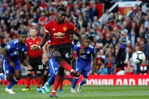 Paul Pogba tỏa sáng, M.U khởi đầu ấn tượng ở giải Ngoại hạng Anh