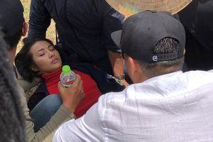 Yaya Trương Nhi bị té ngựa, ngất xỉu khi đóng phim