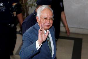 Ấn định thời gian xét xử ông Najib