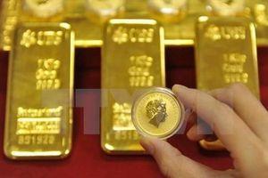 Giá vàng hôm nay 11/8: Căng thẳng Mỹ - Trung tiếp tục ghìm chân giá vàng