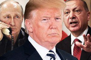 Tổng thống Erdogan: Hành động của Mỹ buộc Thổ Nhĩ Kỳ tìm kiếm đồng minh mới
