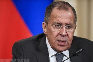 Nga kiên quyết bác bỏ các biện pháp trừng phạt mới của Mỹ