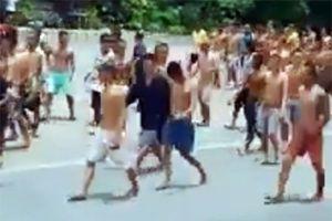 Tiền Giang: Lý do hàng trăm học viên cai nghiện ma túy tràn ra quốc lộ