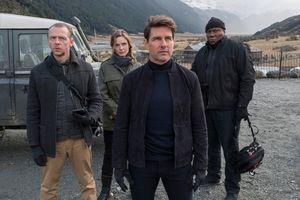 Dàn sao nam 'hạng nặng' xuất hiện cùng Tom Cruise trong 'Mission: Impossible' 6
