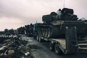 'Hổ Syria' tiến về Idlib – Lattakia, sắp giáng đòn tiêu diệt phiến quân Al-Qaeda