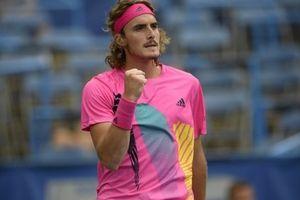'Hạ sát' Zverev, Tsitsipas chính thức san bằng chiến tích của Nadal