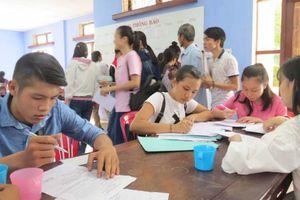 ĐH Huế xét tuyển bổ sung hơn 300 chỉ tiêu