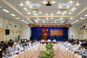 Bộ trưởng Mai Tiến Dũng đánh giá cao đề án quản lý xe công của Cà Mau