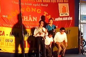 Hà Nội: Yêu cầu chấn chỉnh hoạt động biểu diễn nghệ thuật 'xin tiền' phản cảm