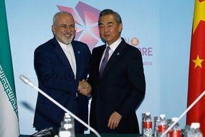 Trung Quốc 'nâng niu' quan hệ với Iran hậu lệnh cấm vận từ Mỹ