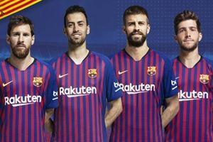 Messi nhận băng đội trưởng trước ngưỡng cửa Siêu cup Tây Ban Nha