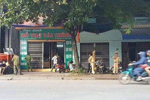 Hỗn chiến ở Nam Định, 1 người trúng đạn tử vong: Tạm giữ 4 đối tượng