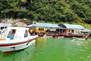 'Thả khách' xuống sông Đà