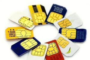 SIM số đẹp 'tăng giá ảo' sau thông tin thử nghiệm chuyển đổi mã mạng?