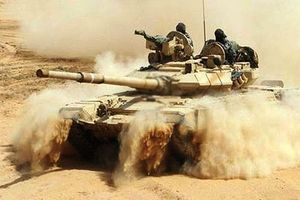 Quân đội Syria giành quyền kiểm soát nhiều điểm cao chiến lược tại Sweida