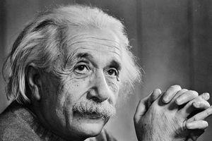 Thiên tài khoa học nào từng từ chối làm tổng thống?