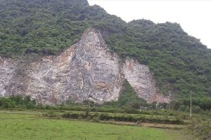 Tai nạn lao động nghiêm trọng tại mỏ đá, một công nhân tử vong tại chỗ