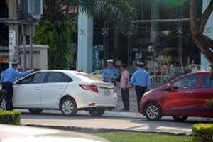 Chấn chỉnh loại hình vận tải Grab ta-xi tại Ðà Nẵng
