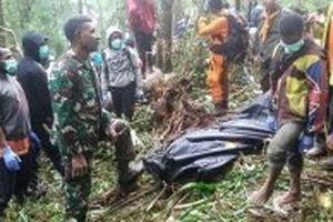 Một người sống sót trong vụ máy bay rơi tại Indonesia