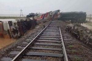 Đoàn tàu chở 328 hành khách trật đường ray tại Mông Cổ