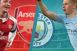 Nhận định, dự đoán kết quả Arsenal vs Man City (22h ngày 12.8): Khách lấn chủ