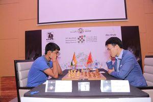 Chờ Lê Quang Liêm bứt phá ở giải cờ vua quốc tế UAE