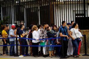 Hơn 700.000 người quá hạn thị thực tại Mỹ