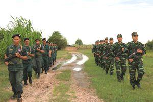Lực lượng bảo vệ biên giới Campuchia: Hùng hậu và chuyên nghiệp