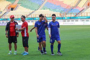 U23 Việt Nam: 'Chới với' vì nước chủ nhà Asiad 18