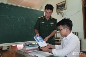 Gặp gỡ nam sinh trường Phan được tuyển thẳng vào Đại học