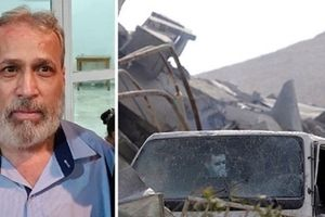 Ai ám sát nhà khoa học Aziz Asber?
