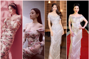 Khi các nàng hậu và nữ đại gia showbiz đụng hàng: ai cũng đẹp thì đọ đến phụ kiện tiền tỷ