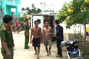Đưa trở lại trại 224 học viên cai nghiện bỏ trốn ở Tiền Giang