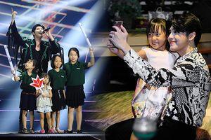 Trân trọng thông báo: Noo Phước Thịnh - Ngôi sao 'lăm le' vị trí… cưng fan nhí nhất Showbiz Việt