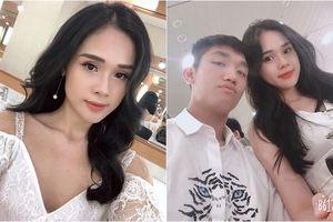 Giữa cơn bão tin đồn yêu người đẹp Top 5 hoa hậu Đại dương, Trọng Đại U23 và bạn gái công khai ảnh tình tứ?