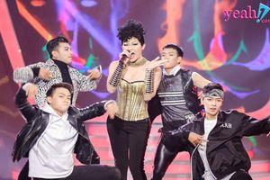 Tái hiện lại các bản hit 'Đường cong - Bay' của Thu Minh, Đỗ Phú Quí tiếp tục dành chiến thắng tại 'Gương mặt thân quen'