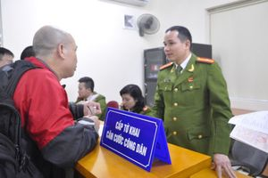 Địa điểm làm căn cước công dân tại tỉnh Thái Bình