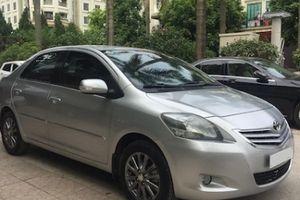 Toyota Việt Nam thu hồi hơn 11.500 dính virus Takata