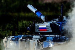 Nga vô địch tại chung kết giải đua xe tăng quốc tế Tank Biathlon 2018