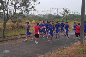 Ban tổ chức ASIAD xin lỗi Olympic Việt Nam sau sự cố sân tập