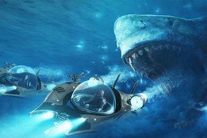 Cá mập siêu bạo chúa đã 'nuốt chửng' Tom Cruise giành ngôi đầu bảng