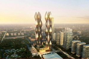 Clip: điểm tên những tòa tháp chọc trời chỉ nằm trên giấy ở Việt Nam