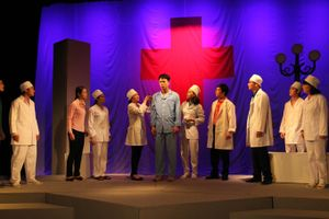 Nhà hát Kịch Việt Nam ra mắt 'Nguồn sáng trong đời'